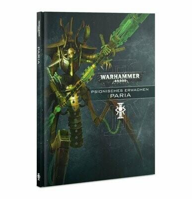 Psionisches Erwachen: Paria (Deutsch) - Warhammer 40.000 - Games Workshop