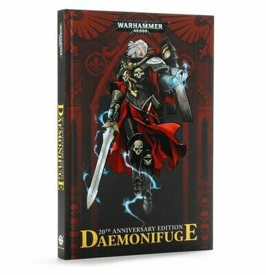 Daemonifuge: 20th Anniversary Edition (Englisch) - Warhammer 40.000 - Games Workshop