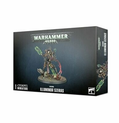 Illuminor Szeras - Warhammer 40.000 - Games Workshop