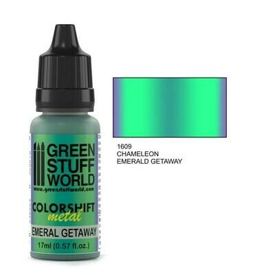Chameleon EMERALD GETAWAY Colorshift - Greenstuff World