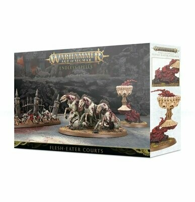 ENDLESS SPELLS: Flesh-Eater Courts - Endloszauber - Warhammer Age of Sigmar- Games Workshop