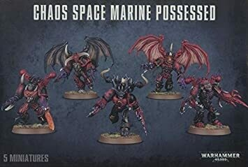 Chaos Space Marines Possessed - Warhammer 40.000 - Games Workshop