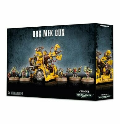 Ork Mek Gun Orks - Warhammer 40K - Games Workshop