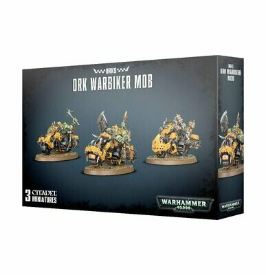 Ork Warbiker Mob - Warhammer 40.000 - Games Workshop