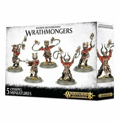 Wrathmongers - Warhammer Age of Sigmar - Games Workshop