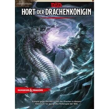 Dungeons & Dragons RPG - Hort der Drachenkönigin - DE