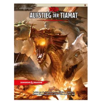 Dungeons & Dragons RPG - Aufstieg der Tiamat - DE