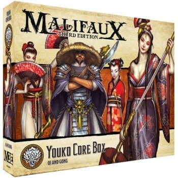 Malifaux 3rd Edition - Youko Core Box - EN - Wyrd
