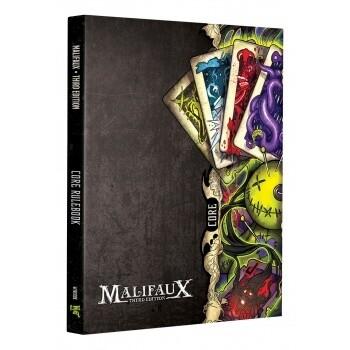 Malifaux 3rd Edition - Regelbuch - ITALIANO - PDF
