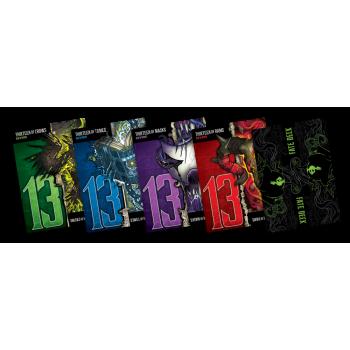 Malifaux 3rd Edition - Fate Deck - EN - Wyrd