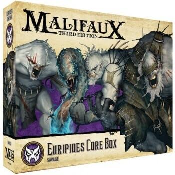 Malifaux 3rd Edition - Euripides Core Box - EN - Wyrd
