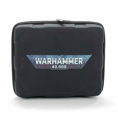 WARHAMMER 40000 CARRY CASE - Games Workshop