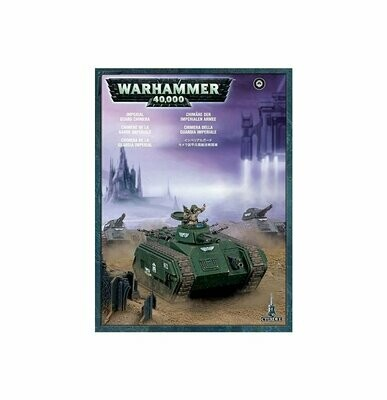 Chimera Imperial Guard Astra Militarum - Warhammer 40.000 - Games Workshop