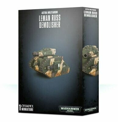 Leman Russ Demolisher Astra Militarum - Warhammer 40.000 - Games Workshop