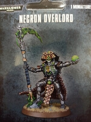 Necron Overlord - Warhammer 40.000 - Games Workshop