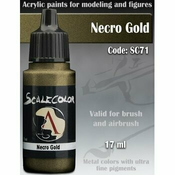 Necro Gold - Scalecolor - Scale75
