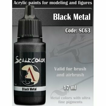 Black Metal - Scalecolor - Scale75