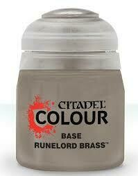 Runelord Brass - Citadel - Games Workshop