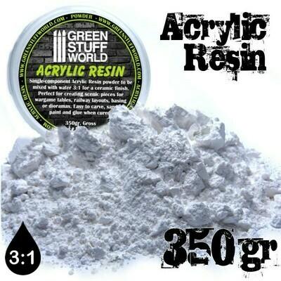 Acrylharz 350gr - Greenstuff World