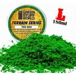 Laub - Mittelgrün - 180ml - L - Tree Bush - Greenstuff World
