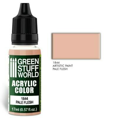 Acrylic Color PALE FLESH  - Greenstuff World