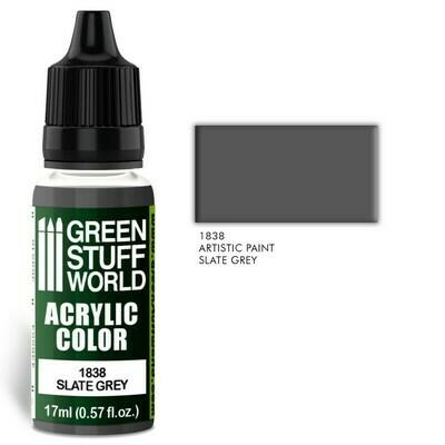 Acrylic Color SLATE GREY  - Greenstuff World