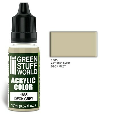 Acrylic Color DECK GREY  - Greenstuff World