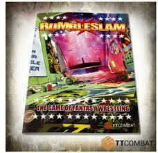 RUMBLESLAM Rulebook 2nd Edition - Regelbuch