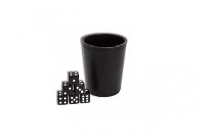 Dice Cup - Black Emblem - Würfelbecher