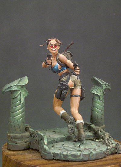 Storm Raider - 80 mm 1/22 - Andrea Miniatures