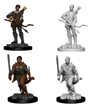 D&D Nolzur's Marvelous Miniatures - Male Human Ranger
