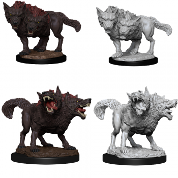 D&D Nolzur's Marvelous Miniatures - Death Dog