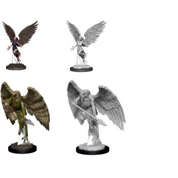 D&D Nolzur's Marvelous Miniatures - Harpy & Arakocra