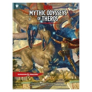 D&D Dungeons & Dragons RPG - Mythic Odysseys of Theros - EN