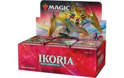 Magic The Gathering - Ikoria - Booster (D) - Magic