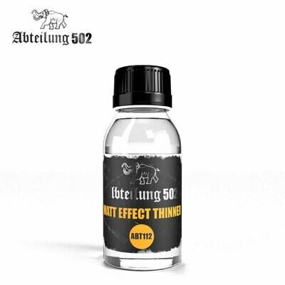 Matt Effect Thinner - Abteilung 502