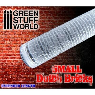 STRUKTURWALZE Rolling Pin DUTCH Bricks - Greenstuff World