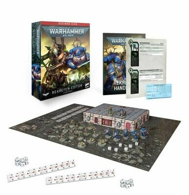 Warhammer 40.000: Rekruten-Edition - Games Workshop