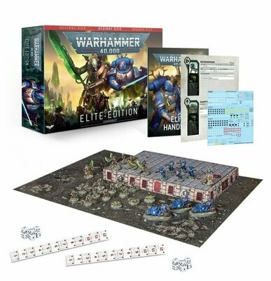 Warhammer 40.000: Elite-Edition - Games Workshop