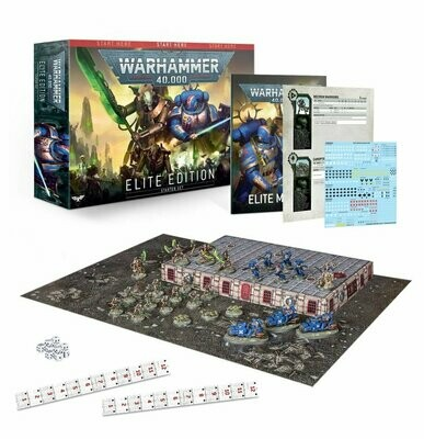 Warhammer 40,000 Elite Edition (Englisch) - Games Workshop