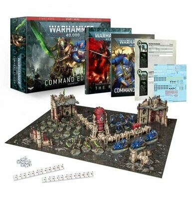 Warhammer 40,000 Command Edition (Englisch) - Games Workshop