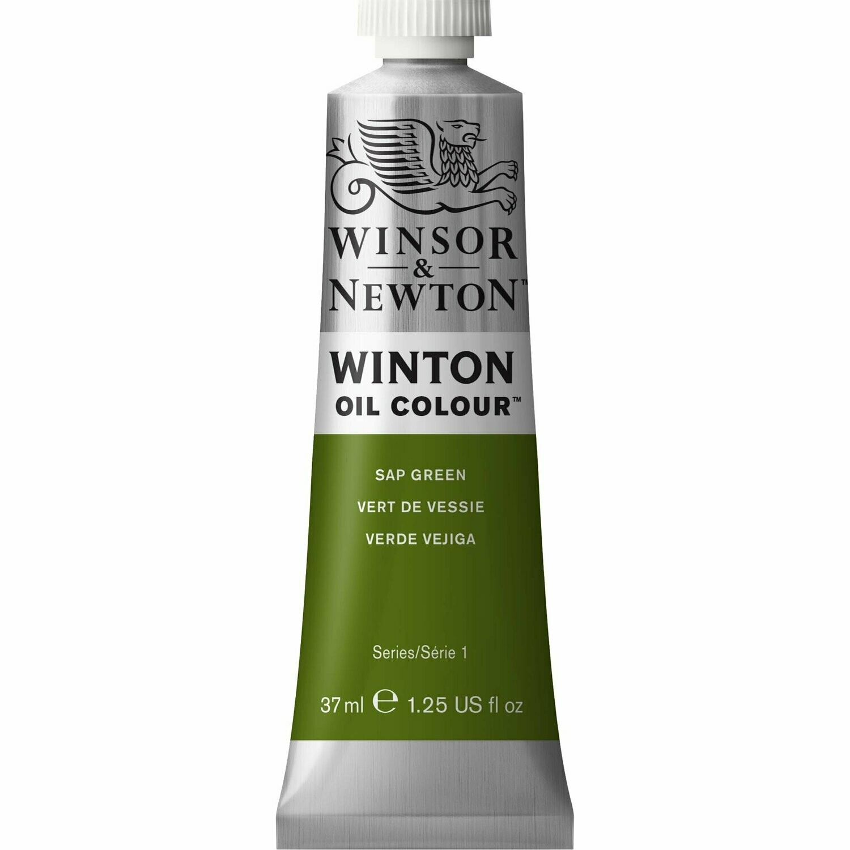 W&N-WINTON-ÖL-Sap-Green-(37mL) - Winsor