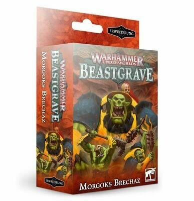 Warhammer Underworlds: Beastgrave – Morgoks Brechaz - Games Workshop