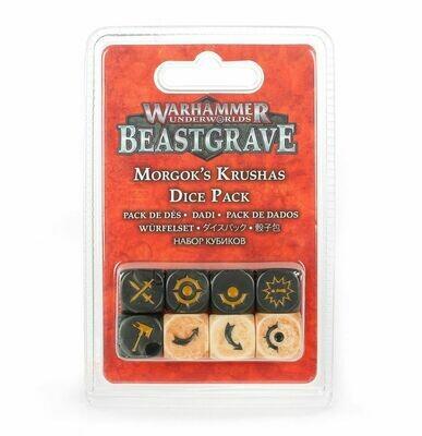 Würfelset für Morgoks Brechaz Beastgrave - Games Workshop
