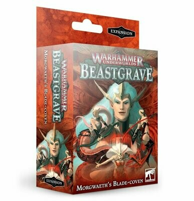 Beastgrave: Morgwaeth's Blade-coven (Englisch) - Games Workshop