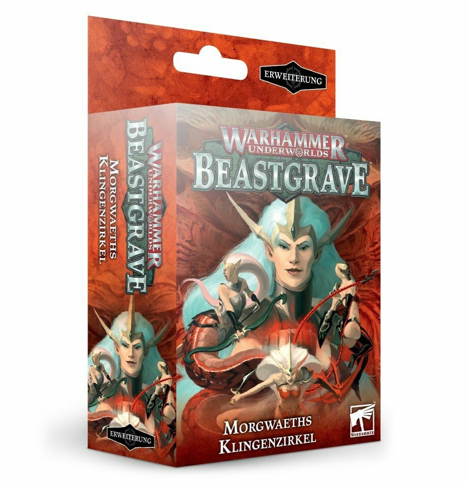 Beastgrave: Morgwaeths Klingenzirkel - Games Workshop