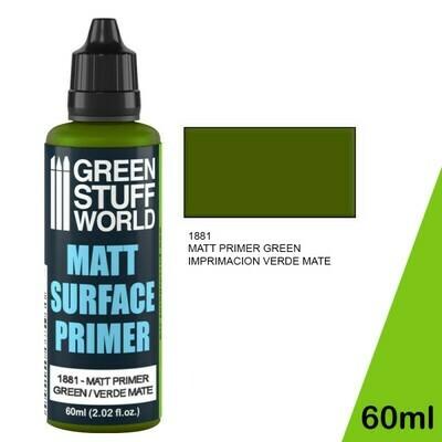 Matt Grün Grundierung 60ml Matt Surface Primer - Greenstuff World