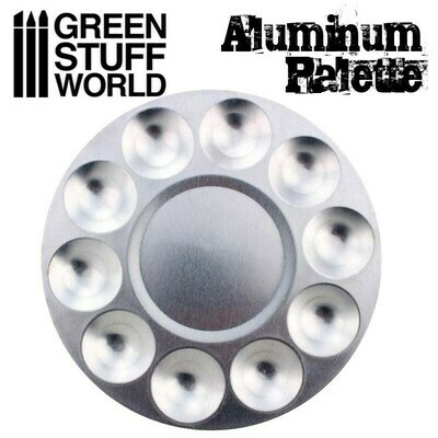 Aluminum Pallet 10 Wells - Mischpalette - Greenstuff World
