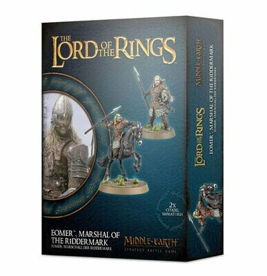 Eomer™, Marschall der Riddermark™ - Lord of the Rings LotR Herr der Ringe - Games Workshop