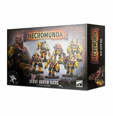 Slave Ogryn Gang Necromunda - Games Workshop